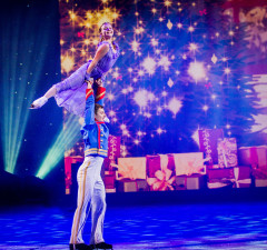 The Nutcracker on Ice - The Imperial Ice Stars - Royal Albert Hall - 28th December 2015